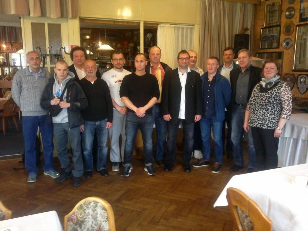 BVS Vorstand 2016