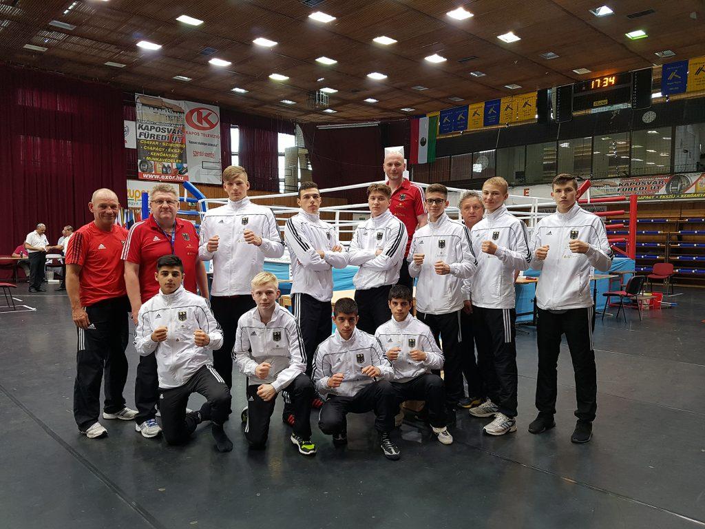 Junior Kentsch 2016 Ungarn